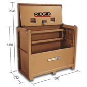 RIDGID MONSTER BOX, PianoBox Model 1000