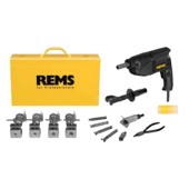REMS Twist/Hurrican Combi Set 3/8-1/2-5/8-3/4-7/8