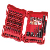 Milwaukee 40 pc Shockwave drill & drive set 40 kusů v sadě